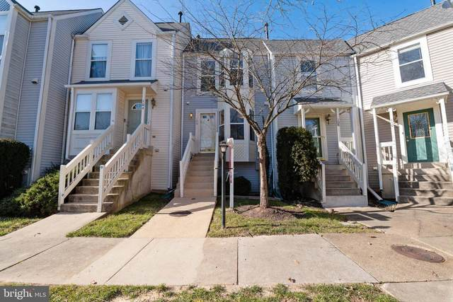 106 Woodridge Place, LAUREL, MD 20724 (#MDAA455438) :: The Gold Standard Group