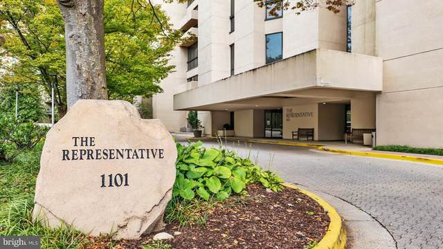 1101 S Arlington Ridge Road #813, ARLINGTON, VA 22202 (#VAAR174170) :: Jacobs & Co. Real Estate