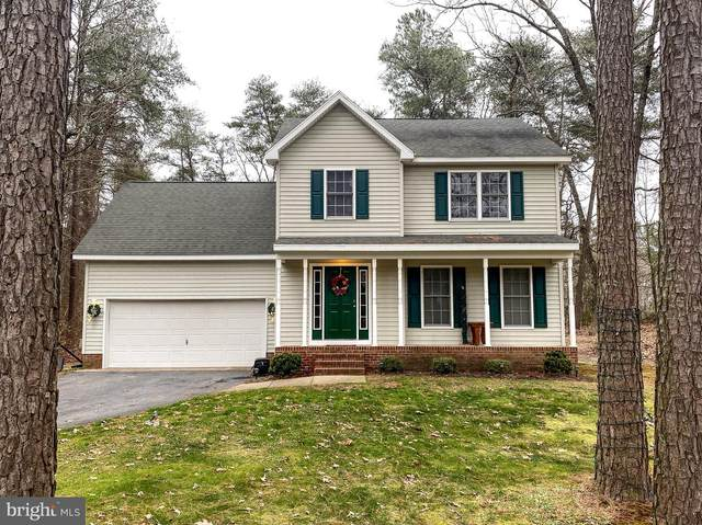 4961 Lords Creek Drive, EDEN, MD 21822 (#MDWC111078) :: Bruce & Tanya and Associates