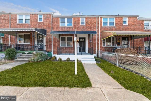 5414 Crismer Avenue, BALTIMORE, MD 21215 (#MDBA535118) :: AJ Team Realty