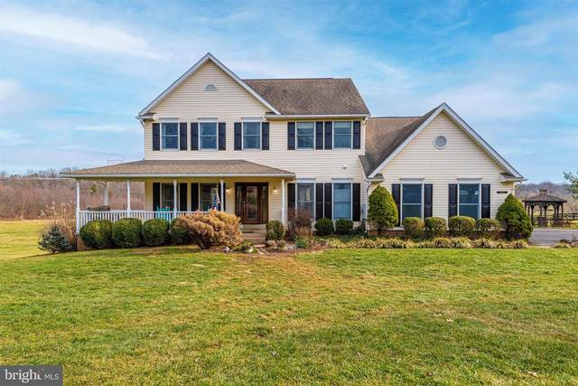13001 Penn Shop Road, MOUNT AIRY, MD 21771 (#MDFR275704) :: Ultimate Selling Team