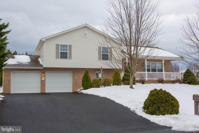 216 Kolpark Drive, CHAMBERSBURG, PA 17202 (#PAFL177258) :: The Redux Group