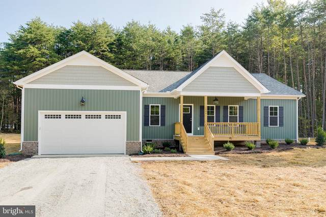 Lot 17 Fox Run Forest Lane, BEAVERDAM, VA 23015 (#VALA122462) :: RE/MAX Cornerstone Realty