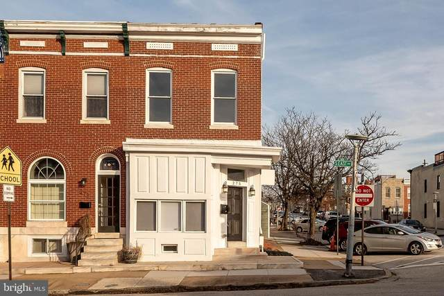 275 S East Avenue, BALTIMORE, MD 21224 (#MDBA535160) :: SURE Sales Group