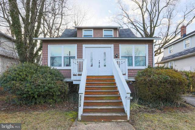 3313 Devonshire Drive, BALTIMORE, MD 21215 (#MDBA535166) :: Arlington Realty, Inc.
