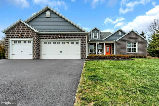 8 Woodbriar Drive, CHAMBERSBURG, PA 17202 (#PAFL177262) :: The Craig Hartranft Team, Berkshire Hathaway Homesale Realty