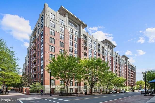 1021 N Garfield Street #117, ARLINGTON, VA 22201 (#VAAR174220) :: Jacobs & Co. Real Estate