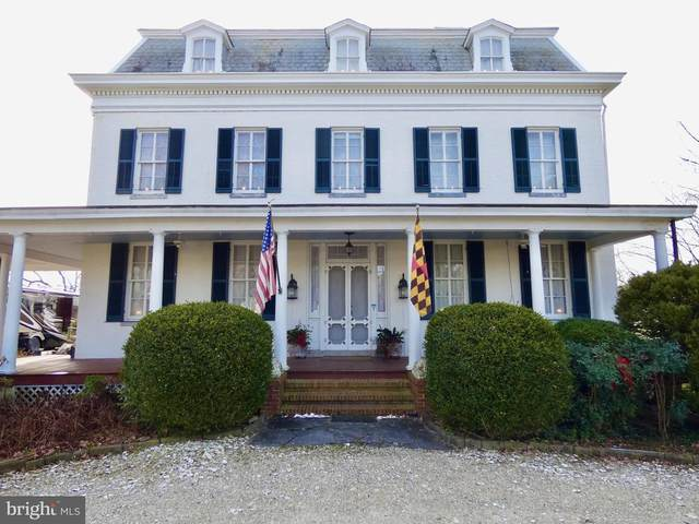 29299 Maple Avenue, TRAPPE, MD 21673 (MLS #MDTA140062) :: Maryland Shore Living | Benson & Mangold Real Estate