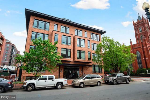 801 N Street NW #306, WASHINGTON, DC 20001 (#DCDC501658) :: Network Realty Group