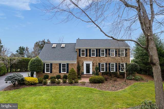 2703 East Ridge Court, OAKTON, VA 22124 (#VAFX1173378) :: The Redux Group