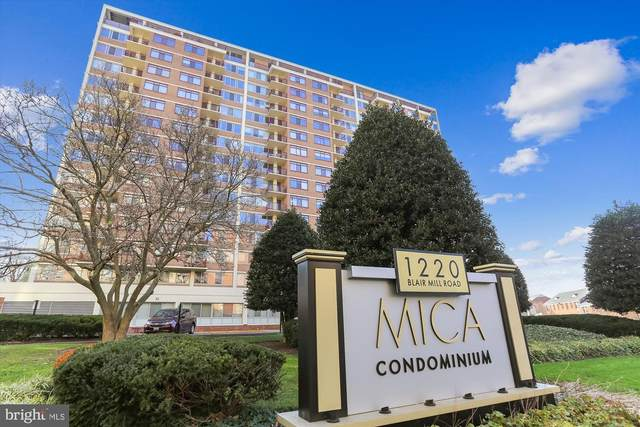 1220 Blair Mill Road #115, SILVER SPRING, MD 20910 (#MDMC739018) :: Jacobs & Co. Real Estate