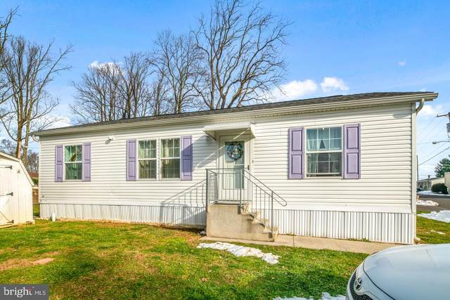 2304 Brownsville Road, F-5, FEASTERVILLE TREVOSE, PA 19053 (#PABU517876) :: The Dailey Group