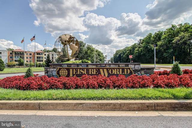 3100 N Leisure World Boulevard #611, SILVER SPRING, MD 20906 (#MDMC739050) :: Network Realty Group