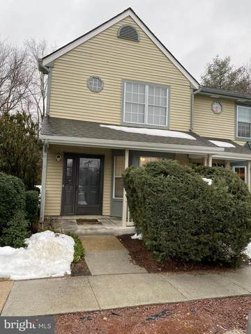 7 Adams Court #1207, EAST WINDSOR, NJ 08520 (#NJME306164) :: Colgan Real Estate