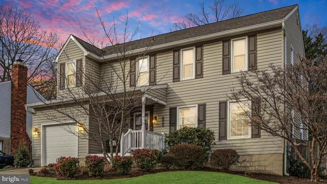 492 Bottesford Court, SEVERNA PARK, MD 21146 (#MDAA455544) :: The Riffle Group of Keller Williams Select Realtors