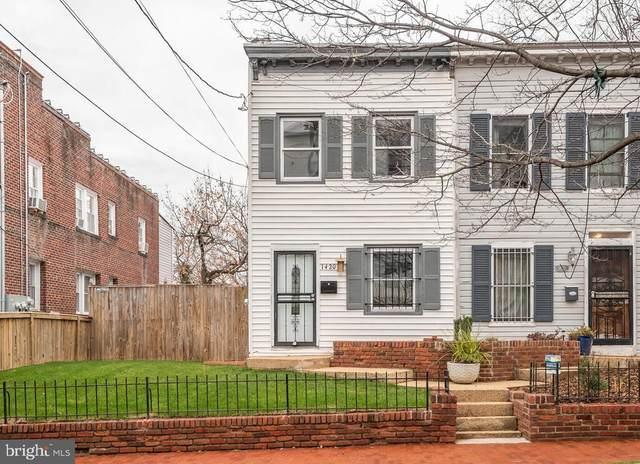 1420 V Street SE, WASHINGTON, DC 20020 (#DCDC501712) :: Fairfax Realty of Tysons