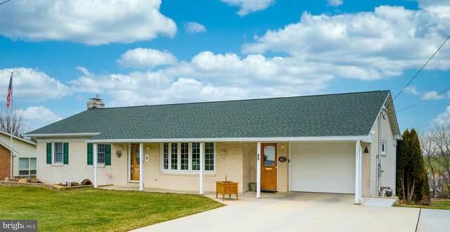 45 Hillside Road, HANOVER, PA 17331 (#PAYK150742) :: CENTURY 21 Home Advisors