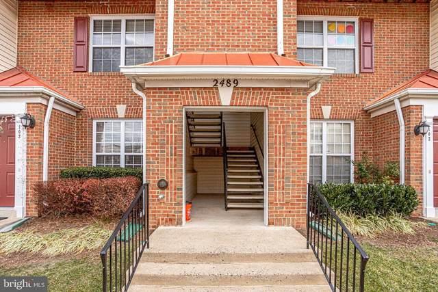 2489 Quick Street #304, HERNDON, VA 20171 (#VAFX1173484) :: Jacobs & Co. Real Estate