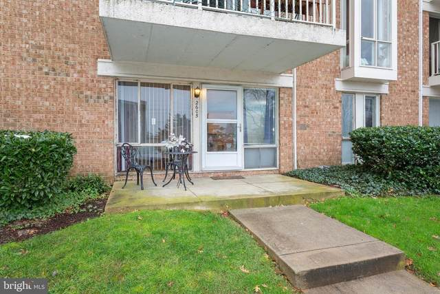 2605 Huntington Avenue #66, ALEXANDRIA, VA 22303 (#VAFX1173498) :: AJ Team Realty