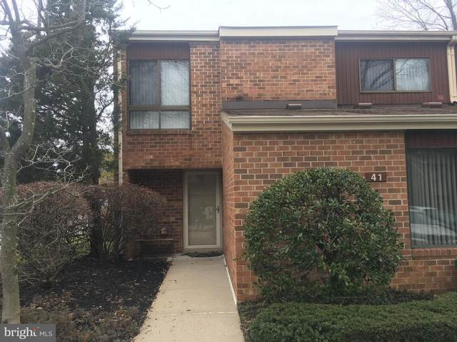 41 Stirrup Court #7, BALTIMORE, MD 21208 (#MDBC516108) :: The Piano Home Group