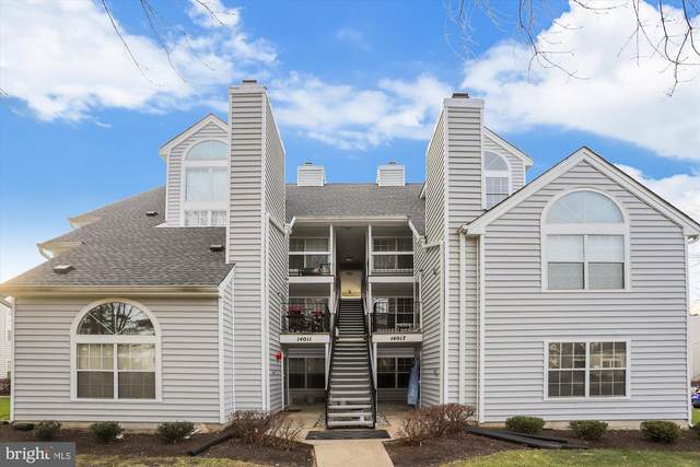 14017 Vista Drive 42C, LAUREL, MD 20707 (#MDPG592356) :: Fairfax Realty of Tysons