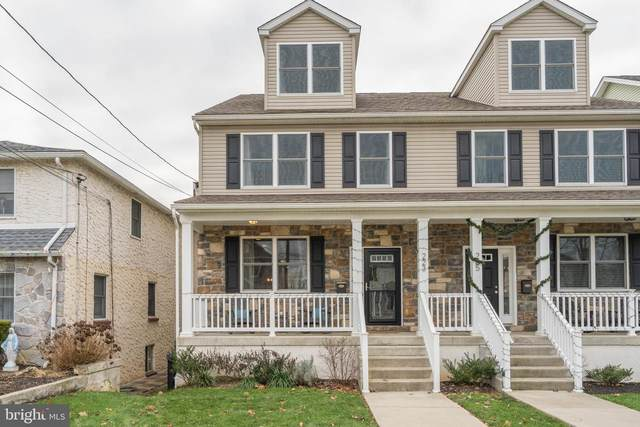 223 W 11TH Avenue, CONSHOHOCKEN, PA 19428 (#PAMC679058) :: ExecuHome Realty