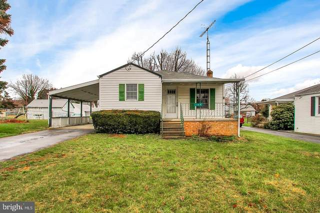 109 S Landis Avenue, WAYNESBORO, PA 17268 (#PAFL177284) :: The Heather Neidlinger Team With Berkshire Hathaway HomeServices Homesale Realty