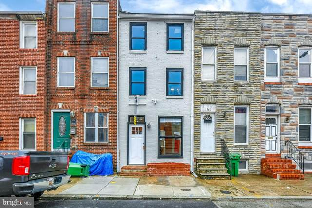 1259 Washington Boulevard, BALTIMORE, MD 21230 (#MDBA535316) :: Corner House Realty