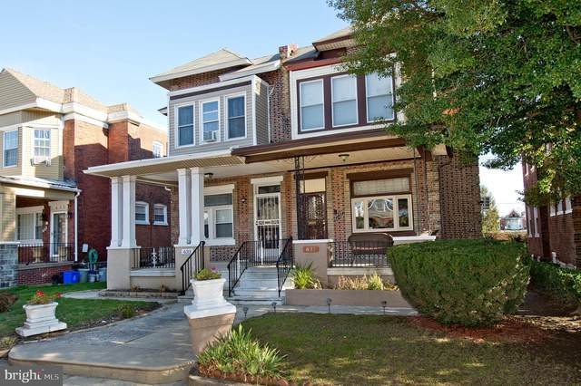 631 Wynnewood Road, PHILADELPHIA, PA 19151 (#PAPH974386) :: The Dailey Group
