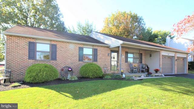 242 Stoever Drive, NEW HOLLAND, PA 17557 (#PALA175414) :: CENTURY 21 Home Advisors