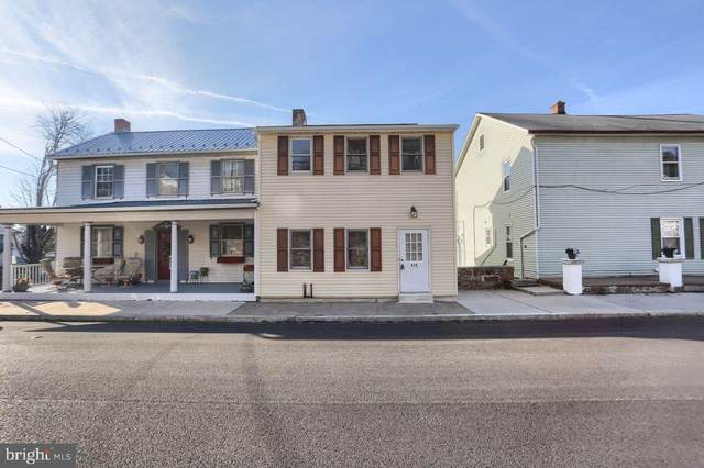 414 Erie Street, DAUPHIN, PA 17018 (#PADA128900) :: The Heather Neidlinger Team With Berkshire Hathaway HomeServices Homesale Realty