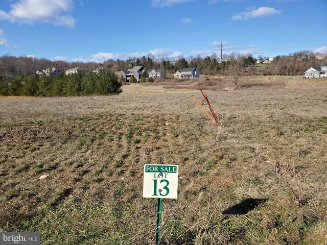 Lot 13 Pennington Drive, MECHANICSBURG, PA 17055 (#PACB130952) :: The Craig Hartranft Team, Berkshire Hathaway Homesale Realty