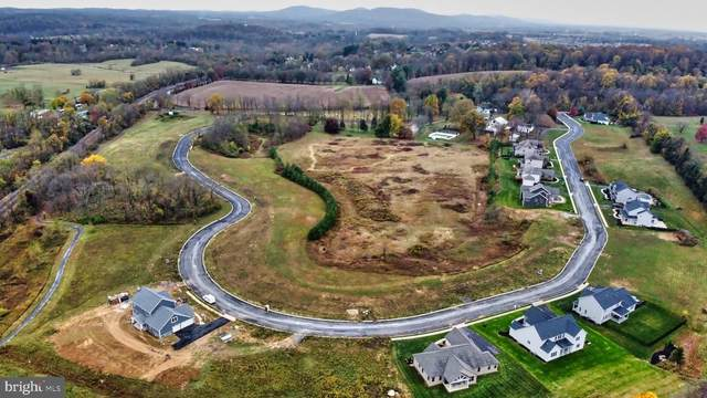 Lot 17 Pennington Drive, MECHANICSBURG, PA 17055 (#PACB130954) :: The Craig Hartranft Team, Berkshire Hathaway Homesale Realty