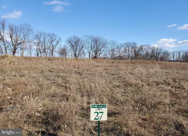 Lot 27 Pennington Drive, MECHANICSBURG, PA 17055 (#PACB130956) :: The Joy Daniels Real Estate Group