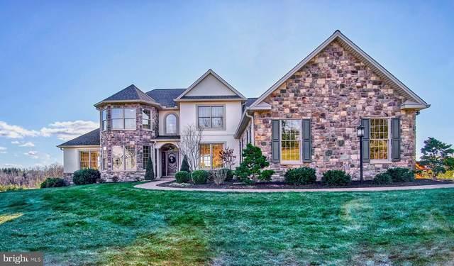 315 Pennington Drive, MECHANICSBURG, PA 17055 (#PACB130958) :: The Joy Daniels Real Estate Group
