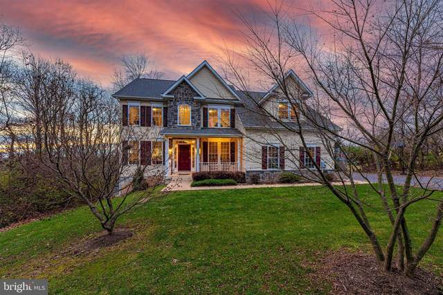 4905 Round Hill Road, FREDERICK, MD 21702 (#MDFR275766) :: Blackwell Real Estate