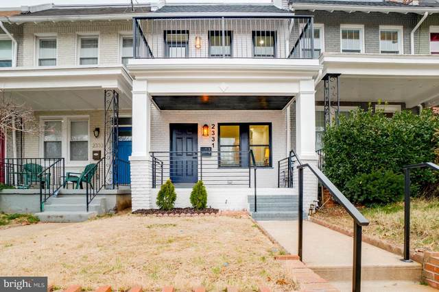 2331 3RD Street NE, WASHINGTON, DC 20002 (#DCDC501868) :: Crossman & Co. Real Estate