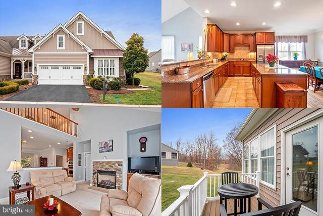 170 Ruffed Grouse Court, LAKE FREDERICK, VA 22630 (#VAFV161466) :: Network Realty Group