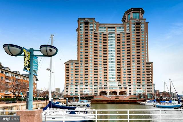 100 Harborview Drive #714, BALTIMORE, MD 21230 (#MDBA535376) :: The Dailey Group