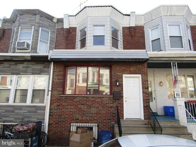2520 S Felton Street, PHILADELPHIA, PA 19142 (#PAPH974518) :: Keller Williams Real Estate