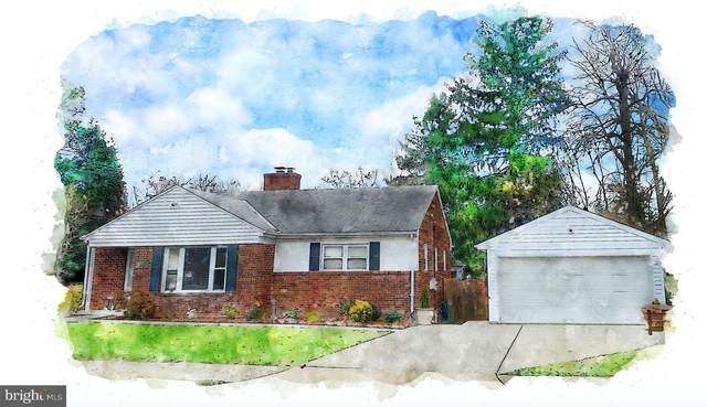 2109 N Quantico Street, ARLINGTON, VA 22205 (#VAAR174316) :: The Sky Group