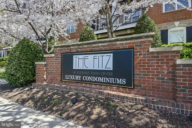 501 Hungerford Drive #322, ROCKVILLE, MD 20850 (#MDMC739294) :: Arlington Realty, Inc.