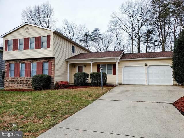 6506 Nutria Court, WALDORF, MD 20603 (#MDCH220550) :: ExecuHome Realty