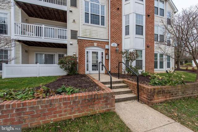 5951 Millrace Court C-101, COLUMBIA, MD 21045 (#MDHW289116) :: Bob Lucido Team of Keller Williams Integrity