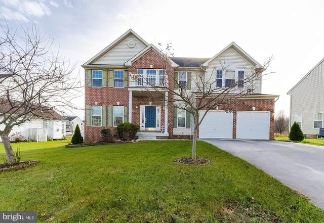 128 Seurat Lane, MARTINSBURG, WV 25403 (#WVBE182792) :: The Piano Home Group