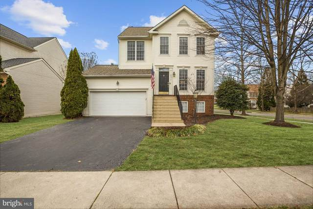 25917 Flintonbridge Drive, CHANTILLY, VA 20152 (#VALO428142) :: The Redux Group
