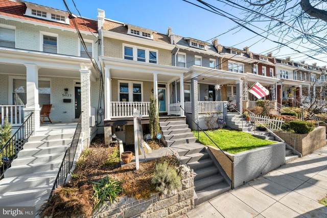 5021 7TH Place NW, WASHINGTON, DC 20011 (#DCDC501938) :: Eng Garcia Properties, LLC
