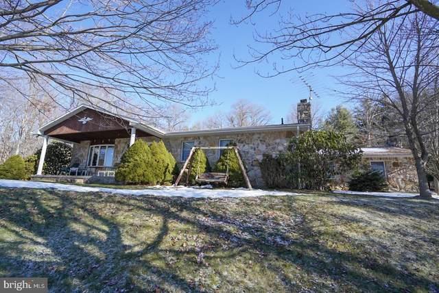 414 Forrest Dobbins Road, OAKLAND, MD 21550 (#MDGA134144) :: AJ Team Realty