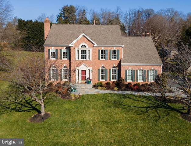 10606 Chamberlain Drive, VIENNA, VA 22182 (#VAFX1173838) :: Jennifer Mack Properties