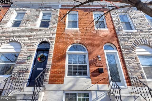 21 N Potomac Street, BALTIMORE, MD 21224 (#MDBA535512) :: The Redux Group